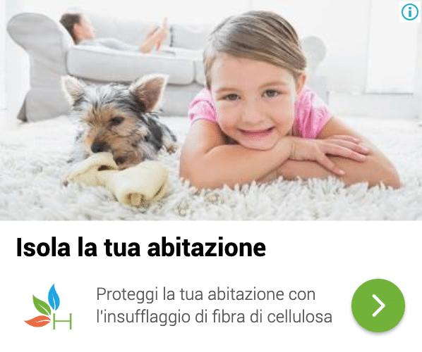 Annuncio Google Ads Habito 5
