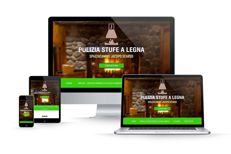 Sito Web spazzacaminoLink: www.puliziecamini.it