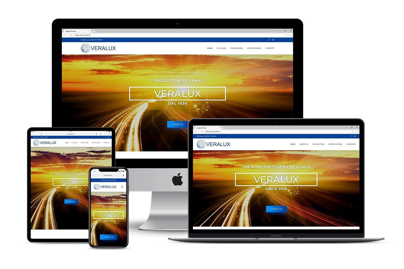 Sito Web produttori di fanaliLink: www.veralux.it