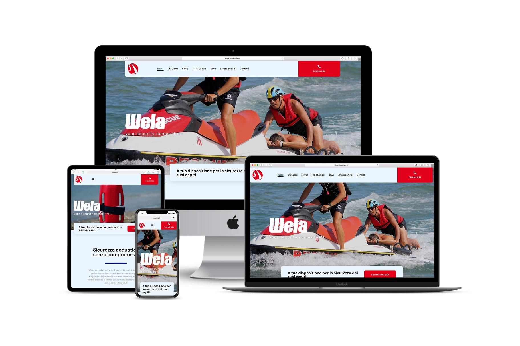 Sito Web associazione per la sicurezza sul turismoLink: www.wela.it